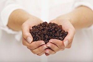 Raisins secs : bienfaits et propriétés