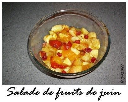 recette de salade de fruits saison juin centerblog. Black Bedroom Furniture Sets. Home Design Ideas
