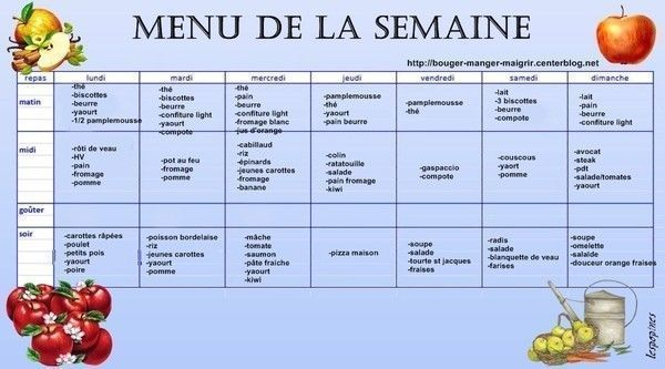 menu b 233 b 233 7 mois centerblog