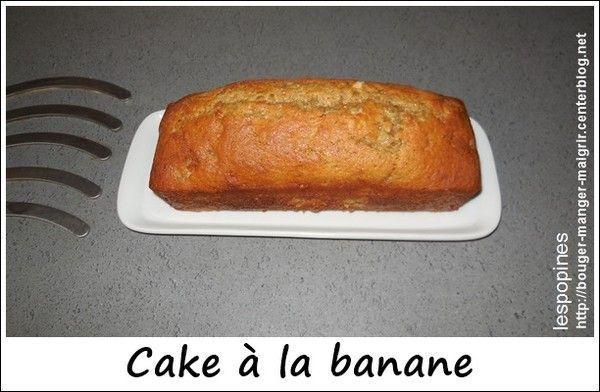 Cake Sans Beurre Poire Bana E