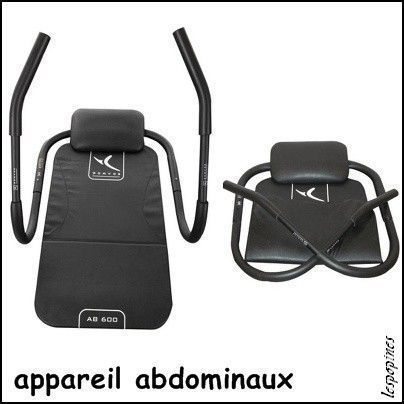 mon sport quotidien appareil abdominaux. Black Bedroom Furniture Sets. Home Design Ideas